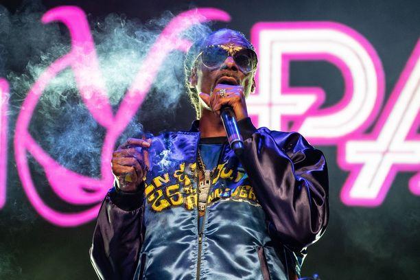 Snoop Dogg keikkailee parhaillaan Yhdysvalloissa - mutta Suomen keikat eivät vaikuta toteutuvan.