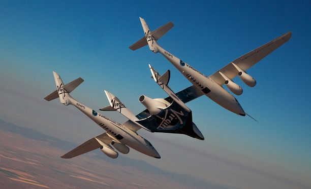 Virgin Galactic -yhtiön oli tarkoitus alkaa lennättää avaruusturisteja vuonna 2015.