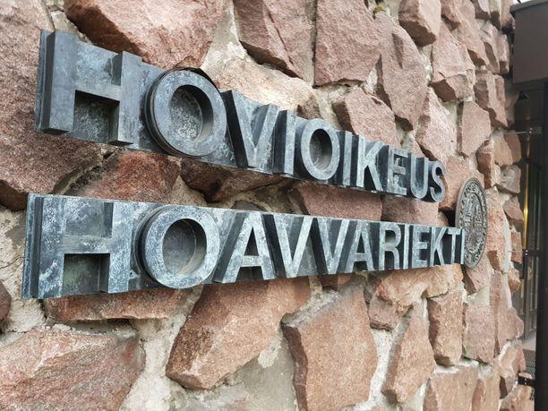 Rovaniemen hovioikeus on varannut asian puimiseen viisi päivää.