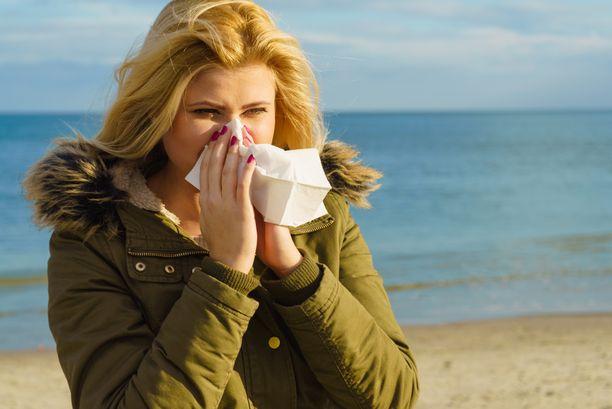 Allergisen nuhan kurjuuteen voi tottua ja sitä voi alkaa pitää itsestään selvyytenä.