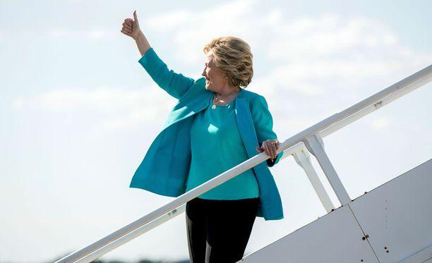 Enemmistö republikaanien kannatajista uskoo demokraattien Hillary Clintonin voittavan presidentinvaalit.
