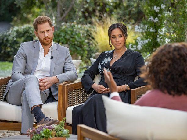 Harry ja Meghan nähdään yöllä harvinaisessa haastattelussa Oprah Winfreyn vieraana.