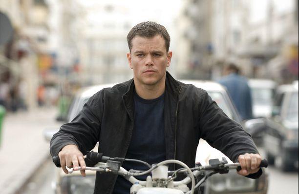 Damon nähdään pian elokuvateattereissa jo neljättä kertaa Jason Bournen roolissa.