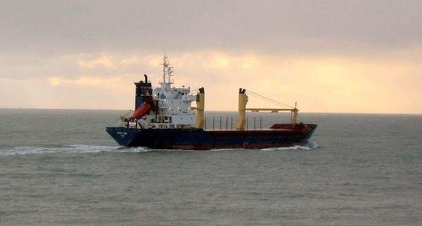 Arctic Sea lähti Pietarsaaresta aamuyöllä 22. heinäkuuta. Nyt alus on viimein paikallistettu lähellä Cap Verdeä.