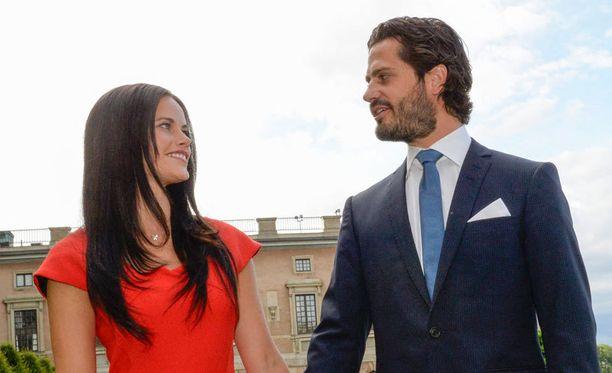 Prinssi Carl Philip ja Sofia muuttavat Villa Solbackeniin ensi vuonna häiden jälkeen.