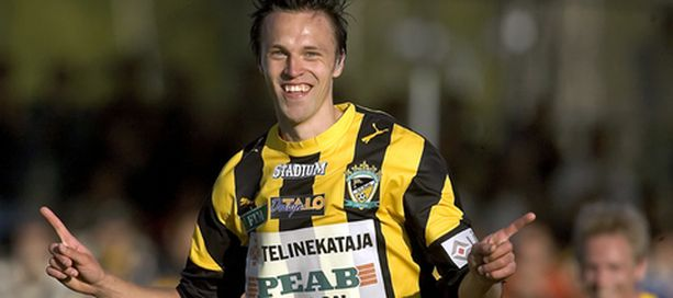 Hermanni Vuorinen on Veikkausliigakauden ylivoimainen maalitykki.