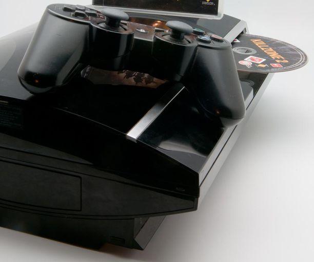 PlayStation 3 jatkoi menestystarinaa.