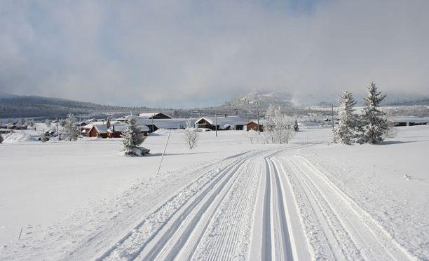 Alokkaat joutuivat aamulenkin seurauksena sairaalahoitoon. Kuvituskuva Norjasta.