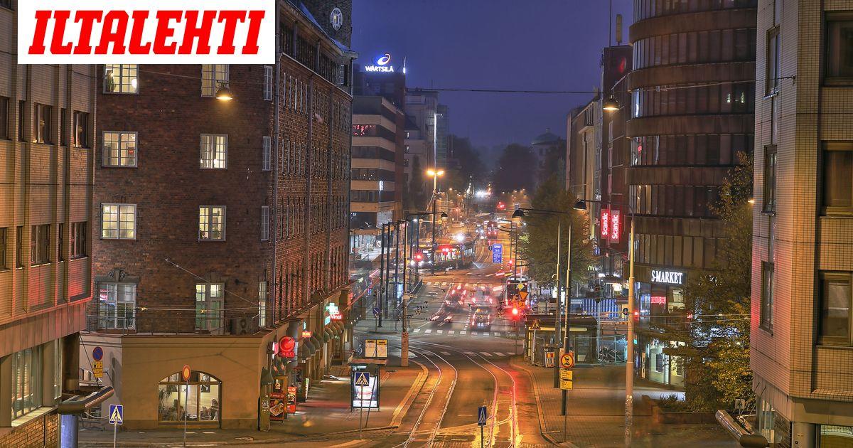 Helsingin Asuinalueet