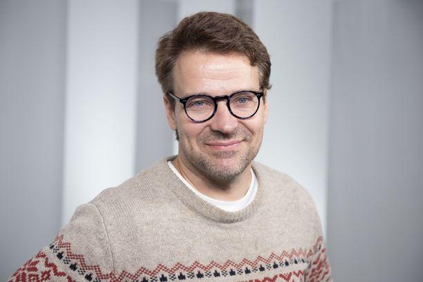 Ville Niinistön Rusko-koira täytti maanantaina kaksi vuotta.