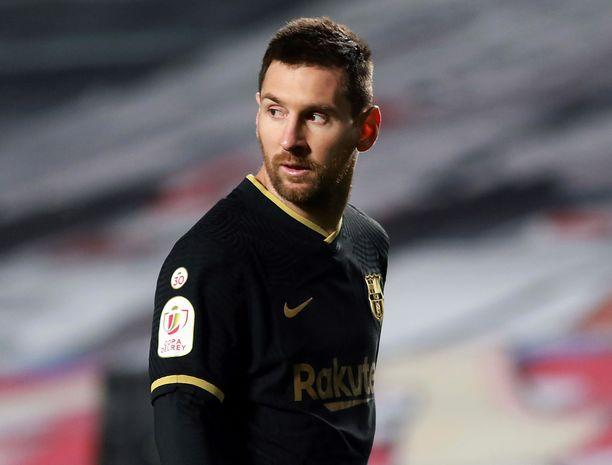Leo Messi saa kesällä vaihtaa seuraa ilman siirtokorvausta.