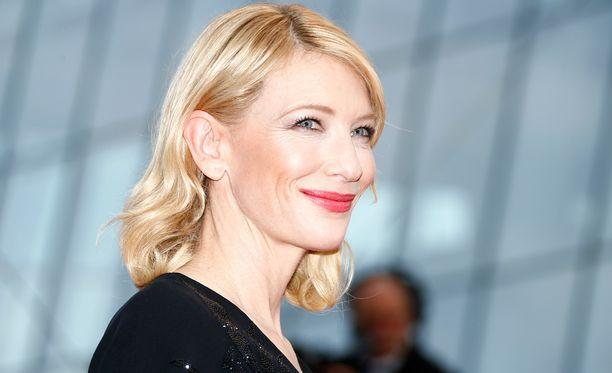 Cate Blanchettilla on työn alla neljä elokuvaa, muun muassa Viidakkokirja-klassikon uudelleenfilmatisointi.