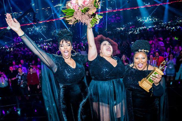 The Mamas voitti Melodifestivalenin keväällä 2020.
