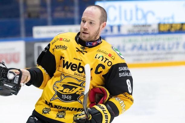 Koho palkittiin kauden 2019–2020 herrasmiespelaajana.