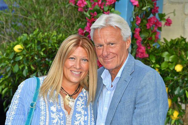 Björn ja Patricia Borgilla on koti Kap Verdellä.