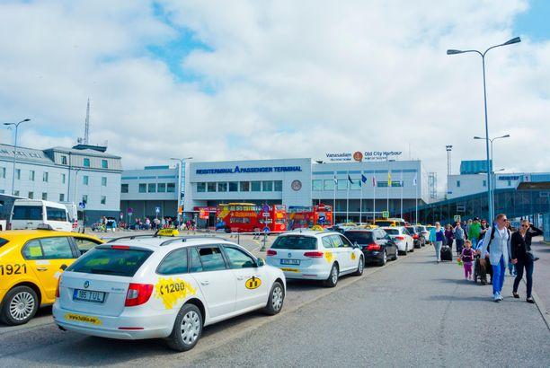 Viro suunnittelee lämpökameroita satamiin ja lentokentille.