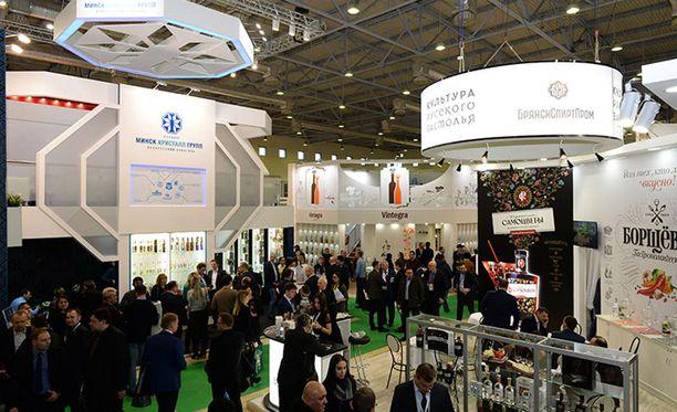Prodexpo-messut viime vuonna Moskovassa Expocentre-messukeskuksessa.