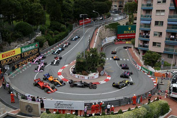 F1-sarjan säännöt muuttuvat kaudelle 2021.