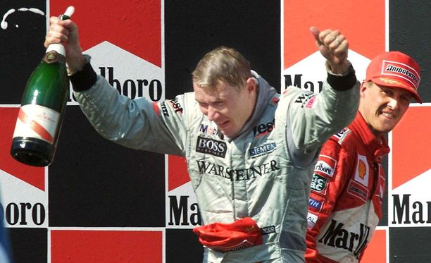 Michael Schumacher nosti Mika Häkkisen F1-uransa parhaaksi vasustajaksi.