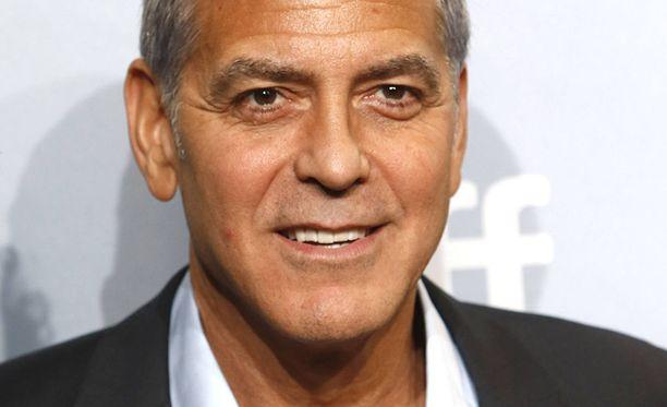 George Clooney tuli tunnetuksi sairaaladraamasta Teho-osasto.