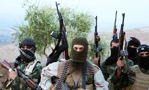 Syyskuun jälkeen kuolleiden Isis-taistelijoiden määrä on laskelmien mukaan 1922.