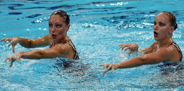 Anastasia Davidova ja Anastasia Jermakova jäivät ilman voittoa arvokisoissa viimeksi vuonna 2001, jolloin he taiteilivat MM-kisojen hopealle.