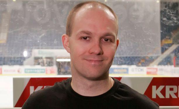 Kimmo Rintanen liittyy TPS:n valmennusryhmään.