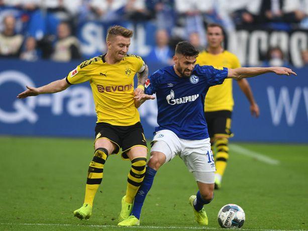 Borussia Dortmundin ja Schalken kohtaamiset ovat Saksan odotetuimpia derbyjä. Ruhrin derby on ohjelmassa heti ensimmäisellä ottelukierroksella, kun Bundesliiga palaa koronatauolta.