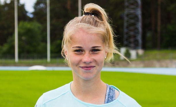 Alisa Vainio on kärsinyt kaksi kautta terveysmurheista.