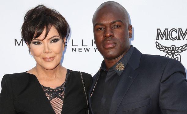 Kris Jenner ja Corey Gamble ovat olleet yhdessä nelisen vuotta.