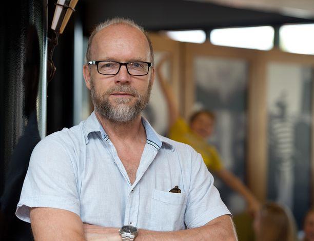 Kari Heiskasen valovoimaisuus yltää Kari Tapion tasolle.