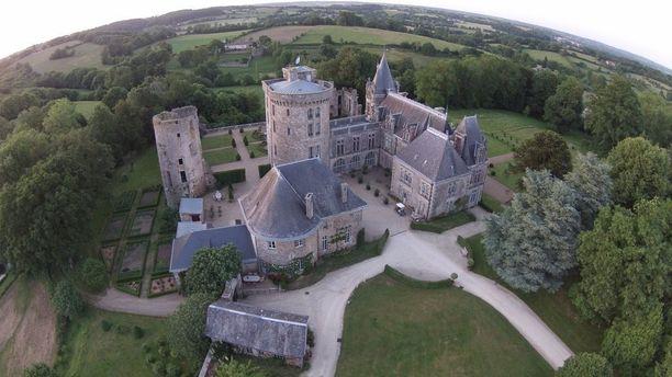 La Flocellièren linna Ranskassa muistuttaa Talvivaaraa,