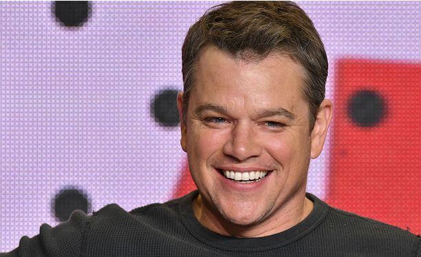 Näyttelijä Matt Damon on kehunut Suomea puheissaan.