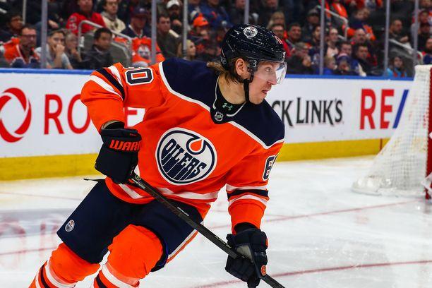 Markus Granlund on viimeksi luistellut NHL-jäillä Edmontonin paidassa.