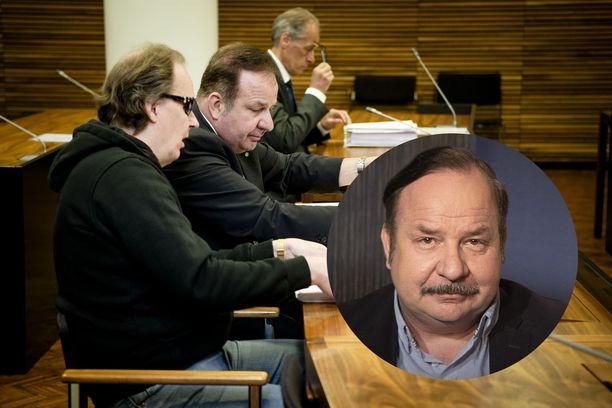 Michael Penttilän lisäksi Kari Erikssonin asiakkaina ovat olleet myös tyttärensä raskaaksi saattanut insesti-isä ja Tyrnävän perhesurmaaja.