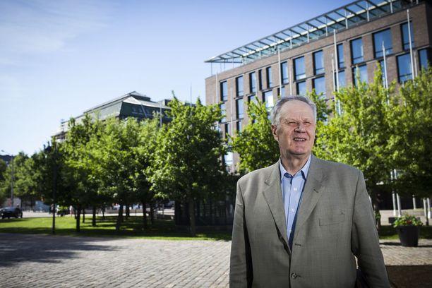 Seppo Kääriäisen pitkä ura politiikassa päättyy.