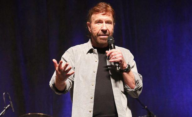 Chuck Norris on näytellyt uransa aikana useissa tunnetuissa toimintaelokuvissa.