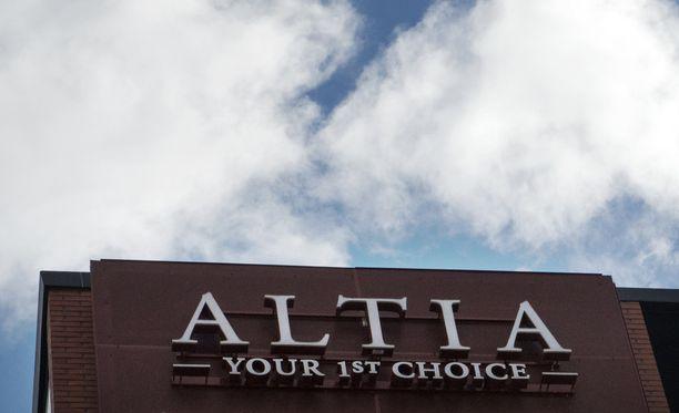 Selvitys Altian mahdollisuudesta listautua valmistuu 2018 ensimmäisen vuosipuoliskon aikana.