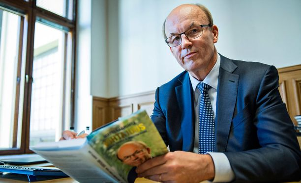 Matti Alahuhta peräänkuuluttaa suomalaisille yhteistä näkemystä kotimaan nykytilasta sekä tulevasta kehityssuunnasta.