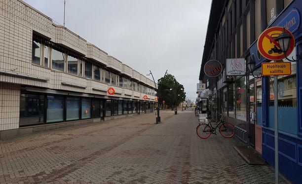 Poliisi epäilee henkirikoksista vuonna 1975 syntynyttä raahelaista mieshenkilöä.