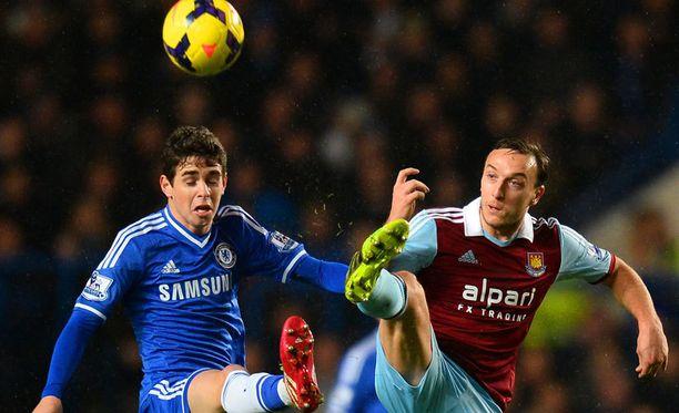 Chelsea ja West Ham aloittavat tapaninpäivän brittifutistykityksen.