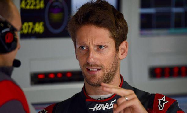 Romain Grosjean on jyrkästi eri mieltä tuomariston kanssa.