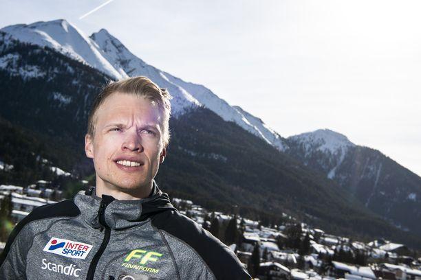 Iivo Niskasella on keskiviikkona iso tehtävä Alpeilla.