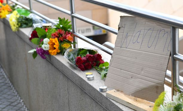 Ammuskelussa kuoli 9 ihmistä ja asemies itse.