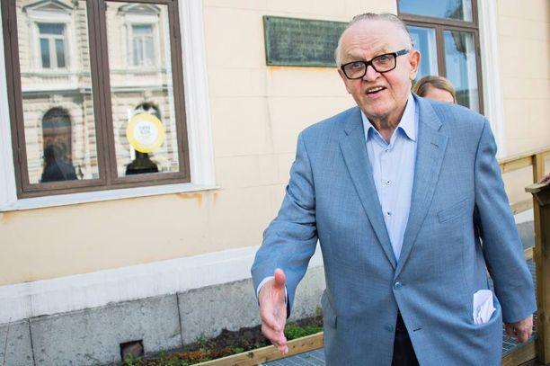 Presidentti Martti Ahtisaaren mukaan Venäjän hyökkäys Ukrainaan loi tarpeen tiivistää länsimaiden yhteistyötä.