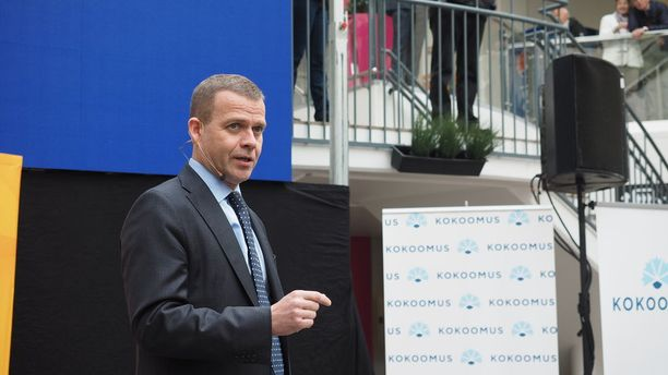 Petteri Orpo muistuttaa kokoomusväkeä siitä, että puolueen pitää uskaltaa uudistua, kuten kokoomus on aina tehnytkin sadan vuoden historiansa aikana.