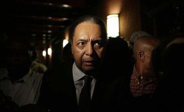 """Haitin entinen diktaattori Jean-Claude """"Baby Doc"""" Duvalier kuoli sydänkohtaukseen lauantaina. Kuollessaan hän oli 63-vuotias."""