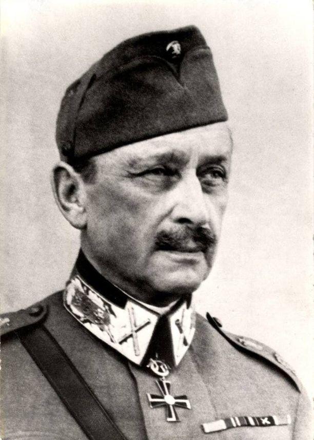 Mannerheimin nuoruus ei ollut helppo.