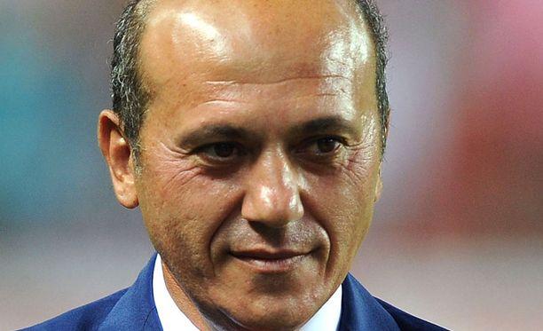 José Maria del Nido ei ole tyytyväinen Espanjan liigan tilanteeseen.