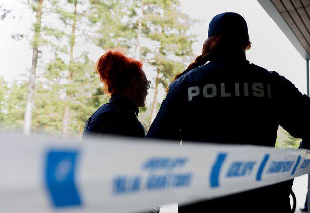 Poliisitutkinnan perusteella Savolainen on surmattu marraskuun lopulla, 28.–29.11. Kuvituskuva.